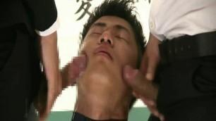 Japan Sports Guys Cumshot  1069