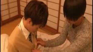 Japan Cute Guy Gets Fucked GV