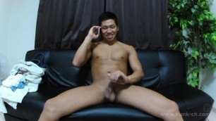 NCC-0032 デカマラパイパンマッチョの昇くん23歳登場!! 超ビックリ!! 濃すぎる精子、指でつかめま