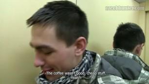 Czech Hunter 75 sex video