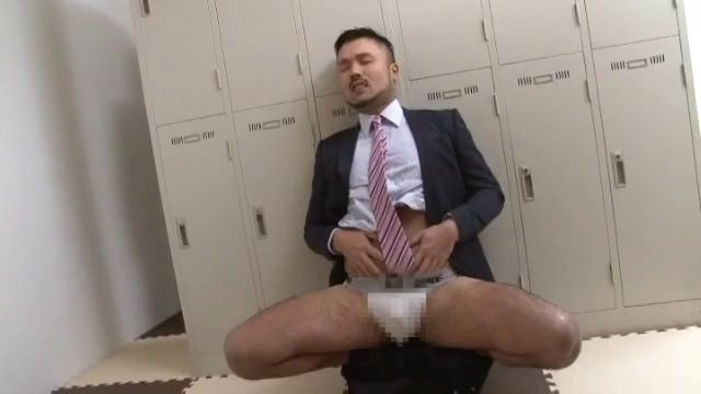 BIG COCK HANGING OUT OF SUITS__KOC409