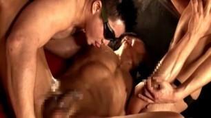 Japan guys 3p sex  GMAN