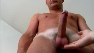 Ass and Cock Massage for Handsome Guy !
