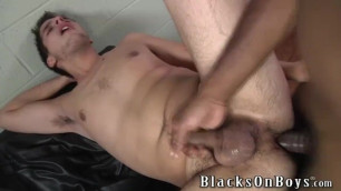 Dani Decor Hooks up with a Black Guy