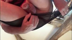 transgender travesti sounding urethral  lingerie 150