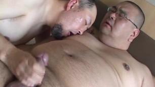 japanese Old Man 641