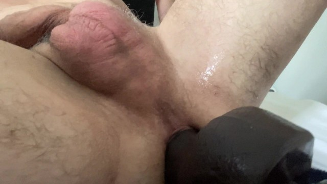 First time dildo with 7 cm diameter