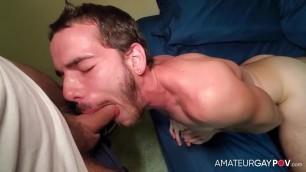 Sleepy Stepbrother Craves Dick - Gabriel Nogueira