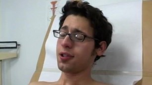 Doctors making boys ejaculate gay xxx I was plowing his